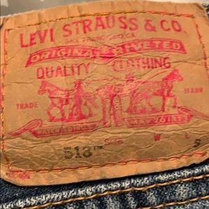 Women's Levi's 518 boot cut size 9 jr s